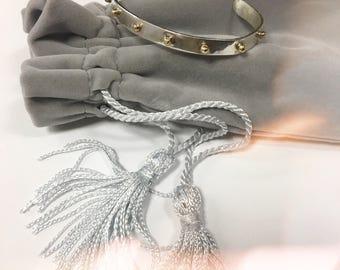 Dots Cuff Bracelet