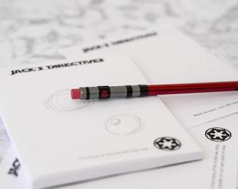 Star Wars Light Saber Pencil