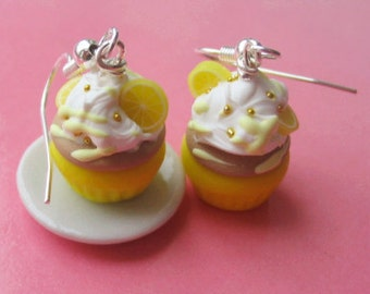 Lemon Scented Cupcakes