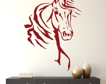 Horse - Vinyl Wall Decal