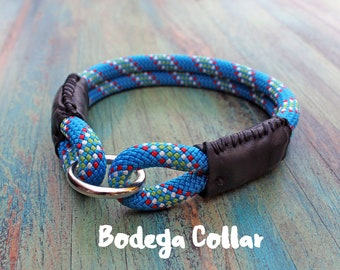 CUSTOM Bodega **read description** Climbing Rope Collar || Made in the USA