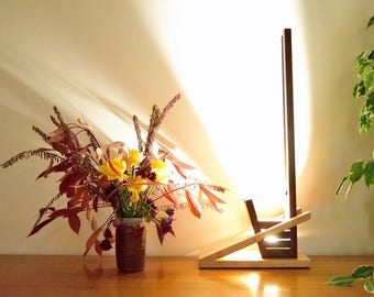 Lamp wooden, design, high-end: VERDANA