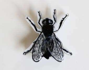 Fly Pin