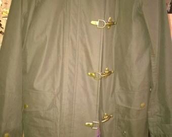 Ralph Lauren Barn Jacket with flannel Lining.