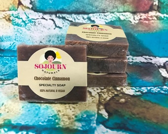 Chocolate Cinnamon Specialty Soap