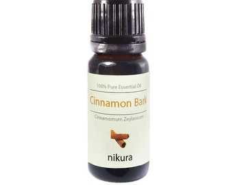 100% Pure Cinnamon (Bark) Essential Oil 10ml, 50ml, 100ml
