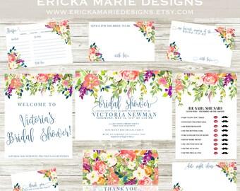 Wedding Invitations | Bridal Shower Invitations | The Chloe Bridal Collection