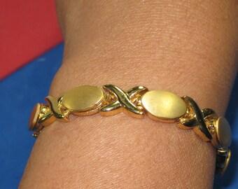 J-69 Vintage  Bracelet 8 in long