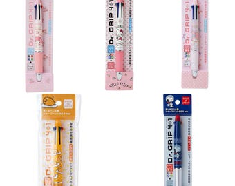 Sanrio Dr. Grip 4+1 Pen (with refills)