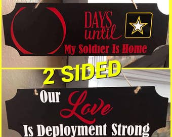 Deployment Countdown, Deployment , Military Deployment, Deployment Homecoming