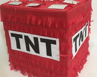 Ready to Ship Out TNT Pinata