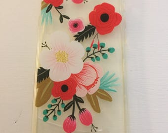 iPhone Cover Flowers