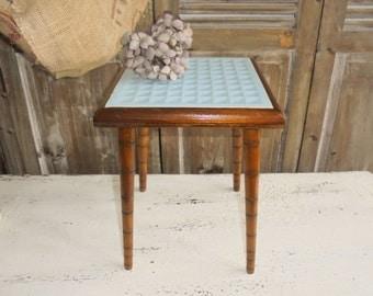 Vintage mid century stool