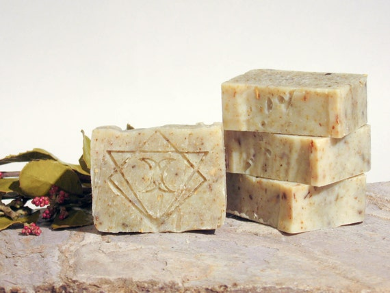 9 Herb Witch Ritual Soap