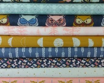 Art Gallery - Nightfall Dawn Bundle  - Choose Your Cut (10 Fabrics)
