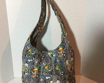 Crossbody Hobo Messenger Bag