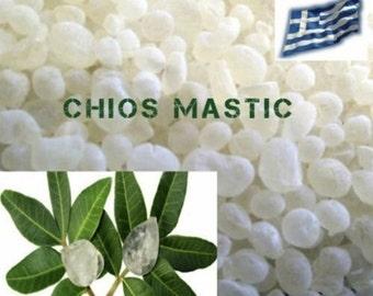 Greek Chios Mastic Gum 10gr 100% Natural Mastiha Real Top Quality Product 2017