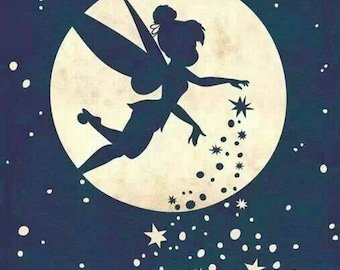 Tinkerbell Canvas