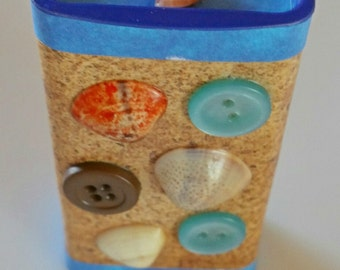 Sand and Sea Mini Tin