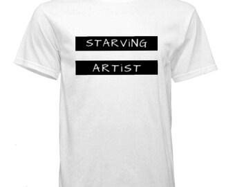 Starving Artist Tshirt