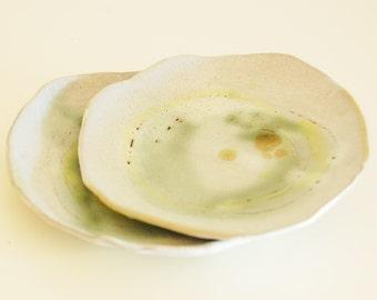 Small plate , ceramic plate