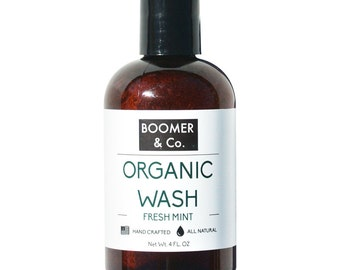 Fresh Mint Body Wash/Shampoo