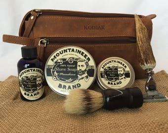 Nomad Shaving Kit