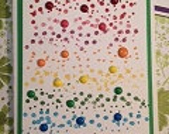 Lots of Dots Greeting Cards (3)