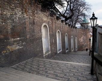 Prague Photography, Prague Wall Decor, Czech Republic, Gothic Prague, Prague, prague prints, europe prints, Prague Wall Art, Prague Walkways