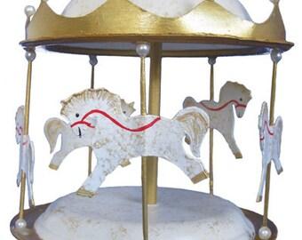 Vintage Carousel tutorial