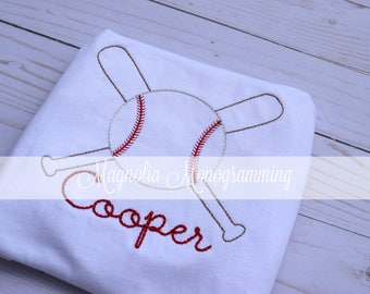 Boys Baseball Shirt