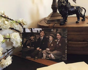 AUTHENTIC Pevensie Family Portrait Production Used Prop
