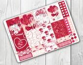 R&J Full Box , Planner Stickers, Erin Condren Vertical, ECLP