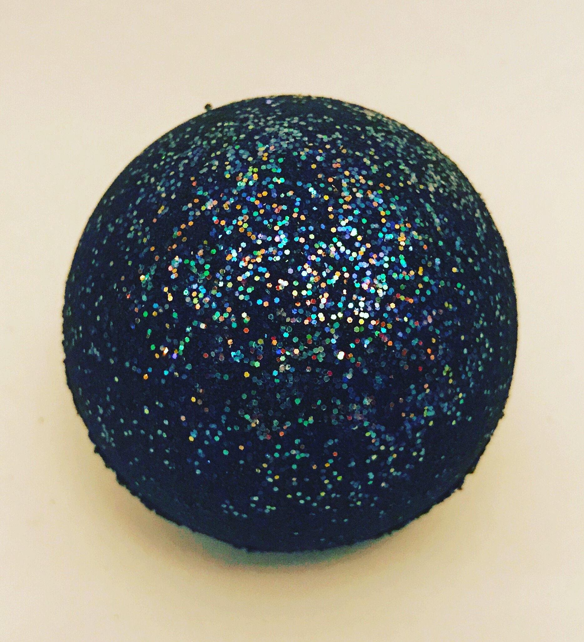Black Glitter Bathroom: 5 Mini Black Glitter Bombs Black Glitter Bath Fizzy