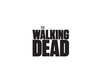 Walking Dead Decal - Walking Dead Gifts / Vinyl Decal / Vinyl Sticker