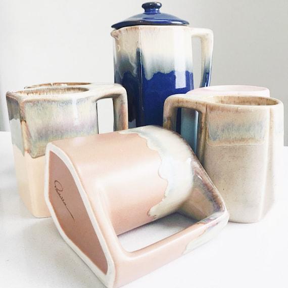 Padilla Vintage Stoneware Mug Tan