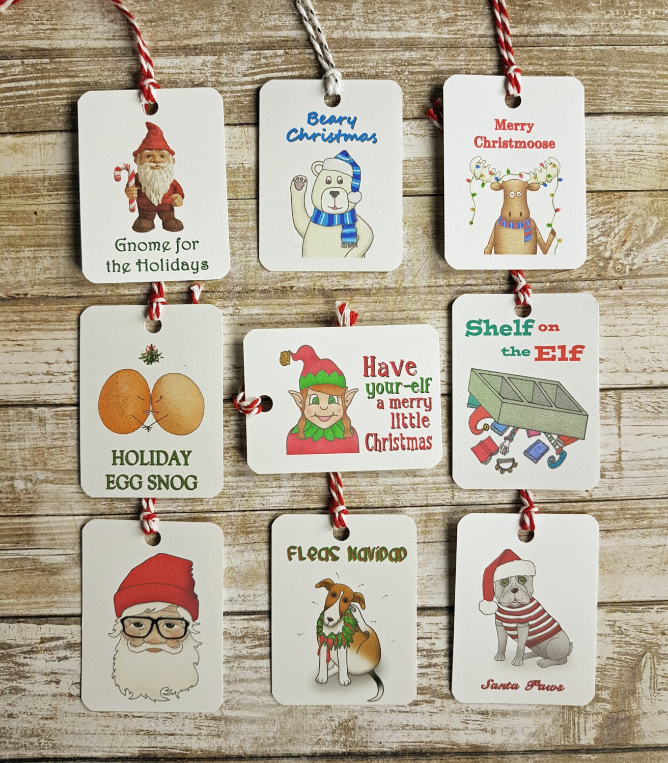 Funny christmas gift tags christmas gift tags christmas puns funny christmas gift tags christmas gift tags christmas puns elf dog polar bear moose gnome egg hipster santa negle Image collections