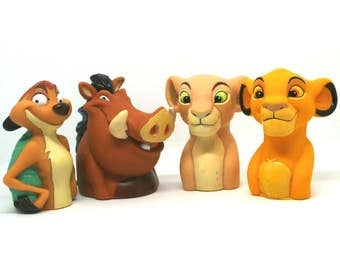 The Lion King, Finger Top-Ems, JusToys, Finger puppets