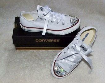 Customised Converse