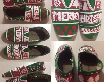 Christmas Imitation Toms