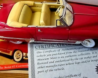 REDUCED:National Motor Museum 1949 Cadillac Convertible