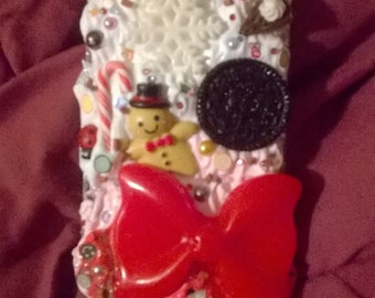 Cute decoden phone case for iphone 5/5s - ITSCOLDOUTSIDE