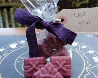 Mulled Wine Handmade Soy Wax Candle Melts / Soy Candle Melts