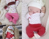 Custom spot for One of a kind doll- Choose style- Newborn, Preemie, or 13 inch soft sculpted baby doll