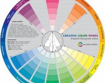 Creative color wheel code: NM-3389