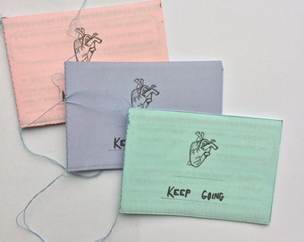 keep going | a zine about keeping going when you want to give up | mental health depression suicide
