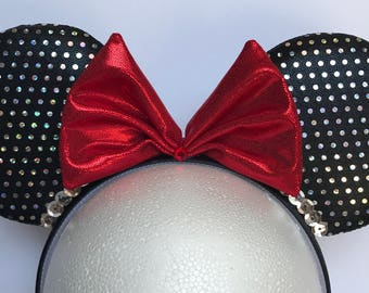Diamond Minnie Ears