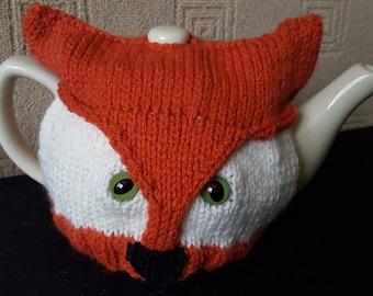 Fox tea cosy 4-6 cup