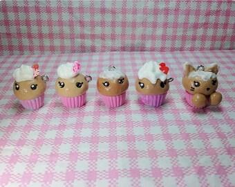 Little cupcake kawaii / gourmet