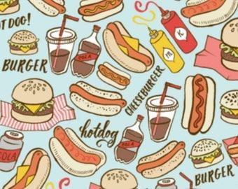 Hot Dog Bandana